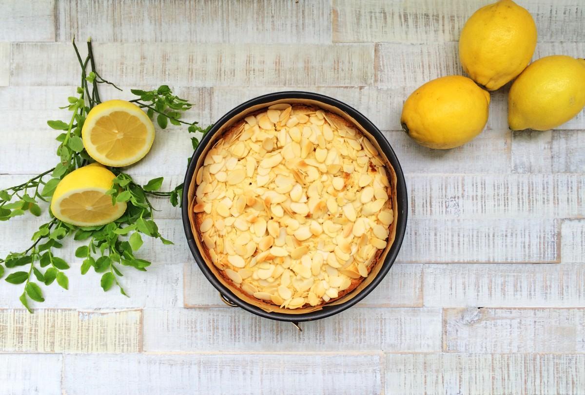 Zitronen Mandel Ricotta Kuchen Glutenfrei This Pretty Little Thing