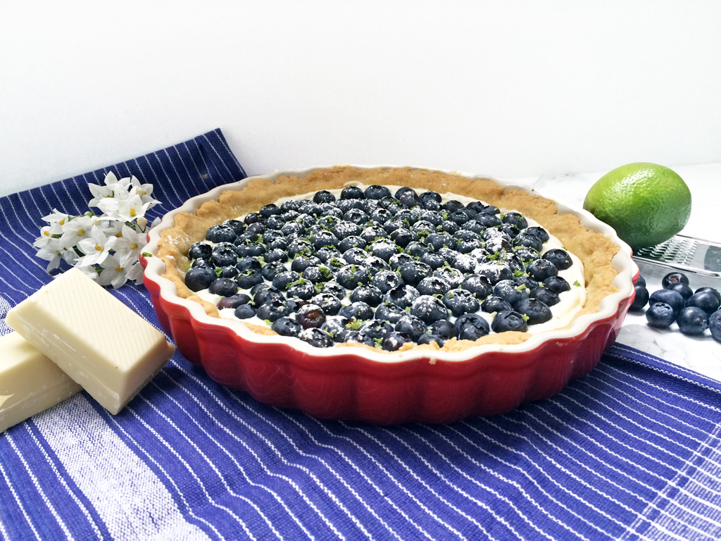 blaubeer-tarte